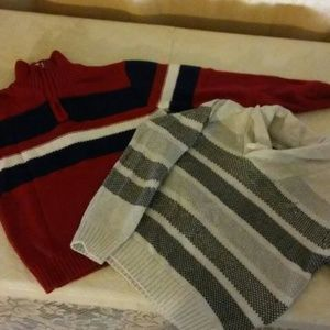 BUNDLE Nautica Sweaters Size 5/6